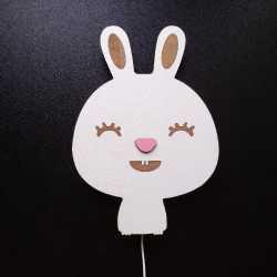 Lampka królik LED, lampa...