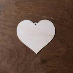 Drewniane serca do...