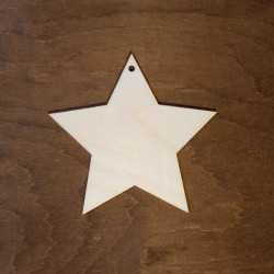 Drewniane gwiazdki do...