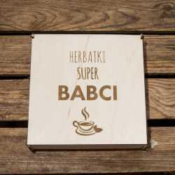Skrzynka na herbatę dla...